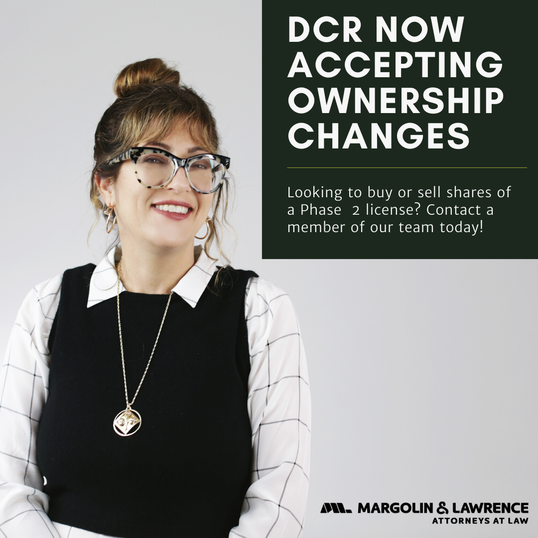 DCR NOW ACCEPTING OWNERSHIP CHANGES (1)