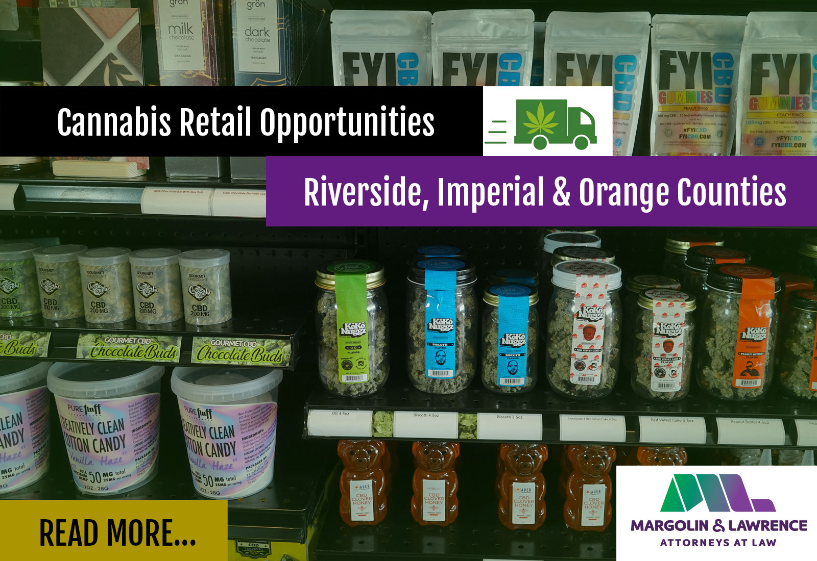 Cannabis Retail Opportunities